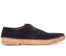 Loafer mit gewebter Sohle