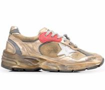 Running Sole Sneakers im Distressed-Look
