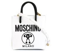 - Handtasche mit Fragezeichen-Print - women