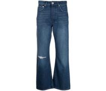 Hoch sitzende Maya Jeans