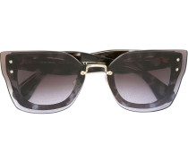Sonnenbrille in Oversized-Passform - women