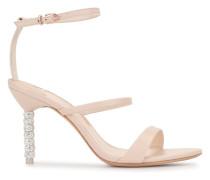 'Rosalind' Sandalen mit Kristallen