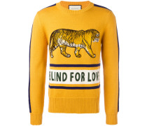 """Blind for Love""-Pullover"