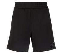 Shorts mit Kontrastnähten
