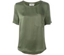 'Nananas' T-Shirt - women - Seide - 36