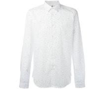 - Gepunktetes Hemd - men - Baumwolle - S