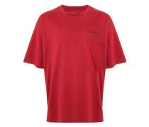 Oversized-T-Shirt mit Adler
