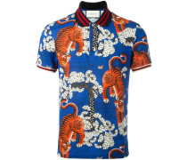"- Poloshirt mit ""Bengal""-Print - men"
