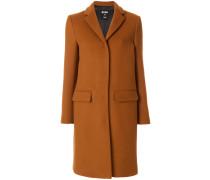 Klassischer Mantel mit Knopfverschluss