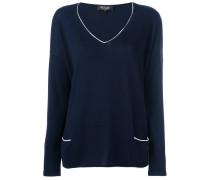 - Pullover mit Schlitzen - women