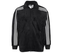 Beckenbauer velour track jacket