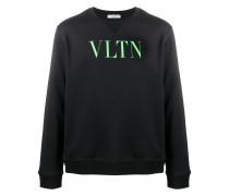 Sweatshirt mit VLTN-Print