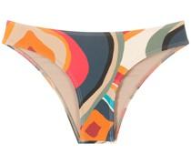 'Waikiki' Bikinihöschen mit Print