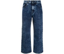 P.A.R.O.S.H. Cropped-Jeans