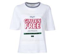 'Gluten Free' T-Shirt - women - Baumwolle - 38