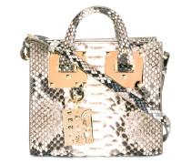 'Albion' Handtasche aus Pythonleder