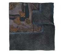 Victorian print scarf