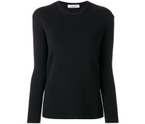 Pullover mit Spitze