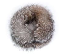 Kragen aus Fuchspelz