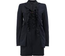Jacke mit Rüschen - women - Polyester - M