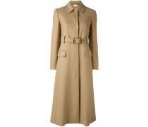 Klassischer Trenchcoat aus Wolle - women