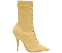 Season 6 lace-up ankle boots