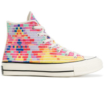 X Mara Hoffman 70 hi-top sneakers