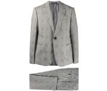 Anzug mit Glencheck-Muster