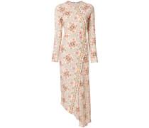 asymmetric patterned dress