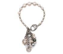 Armspange mit Perlen