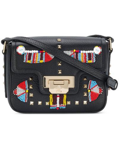 ash Damen etno embellished Salena bag