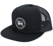 logo stamp cap