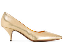 - Pumps mit Metallic-Effekt - women