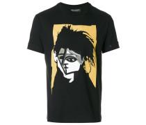 'Picasso' T-Shirt mit Print