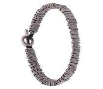 Armband mit Plättchen aus Sterlingsilber