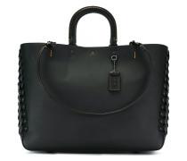 Handtasche mit Ösenverzierung
