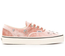 x Sandy Liang Samt-Sneakers