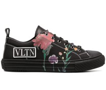 'Flowersity VLTN' Sneakers