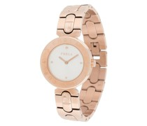 ' Code' Armbanduhr