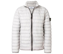 garment-dyed micro yarn down packable jacket