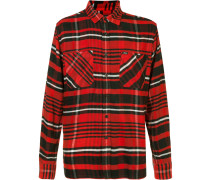 plaid shirt - men - Baumwolle - S
