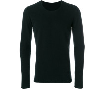 'Punched' Pullover
