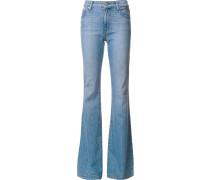 'Noha' Jeans mit ausgestelltem Bein