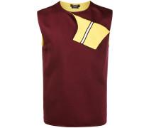 Fold Flap Vest Top
