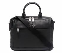 logo top-handle briefcase