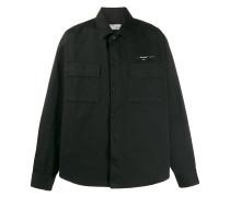 Oversized-Hemd im Workwear-Look