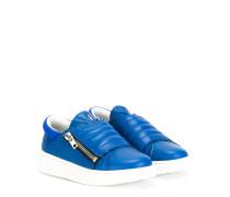 Slip-On-Sneakers mit Reißverschluss - kids