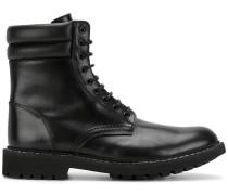 'Army' Stiefel mit Schnürung