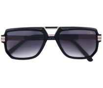 - square frame sunglasses - men - Acetat/Titan