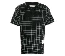 A-COLD-WALL* Kariertes T-Shirt